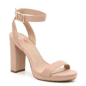 Beige Trima Platform Sandal